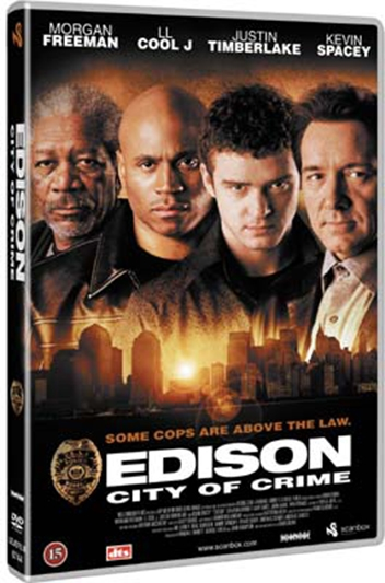Edison - city of crime (2005) [DVD]