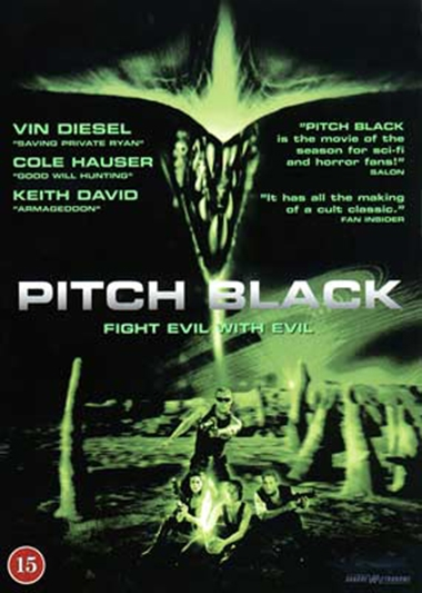 Pitch Black (2000) [DVD]