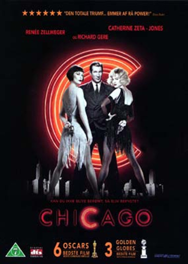 Chicago (2002) [DVD]