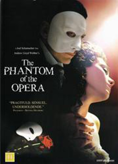 Phantom of the Opera (2004) [DVD]