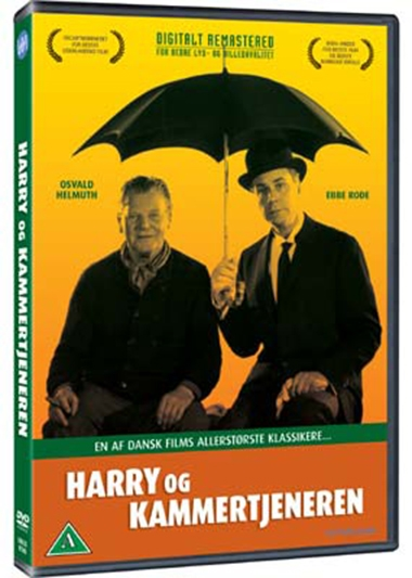 HARRY & KAMMERTJENEREN - SAGA [DVD]