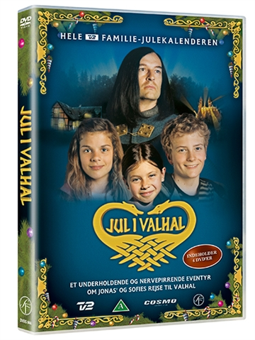 JUL I VALHAL - 4-DVD BOX [DVD]