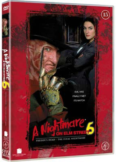 Freddy's Dead: The Final Nightmare (1991) [DVD]