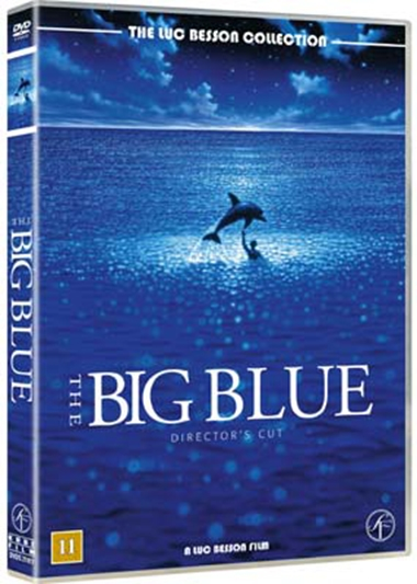 Big Blue (1988) [DVD]
