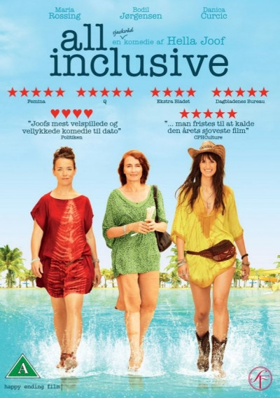 All Inclusive (2014) (DVD)