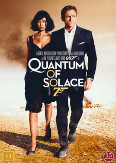 Quantum of Solace (2008) [DVD]