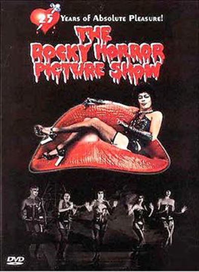 Rocky Horror Picture Show (1975) [DVD]