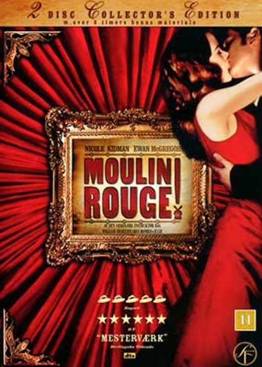 Moulin Rouge! (2001) Special edition [DVD]