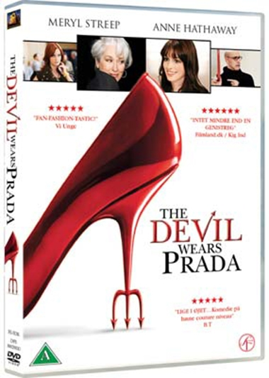 Devil Wears Prada (2006) (DVD)