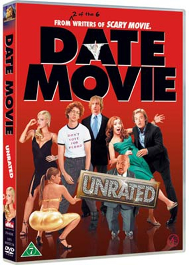 Date Movie (2006) [DVD]