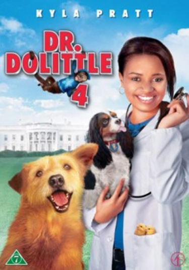 Dr. Dolittle: Tail to the Chief (2008) (DVD)