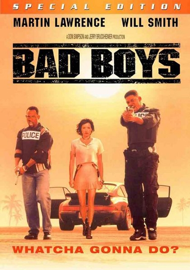 Bad Boys (1995) [DVD]