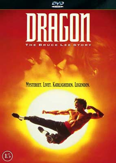 Dragon: Legenden om Bruce Lee (1993) [DVD]