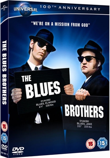 Blues Brothers (1980) [DVD]