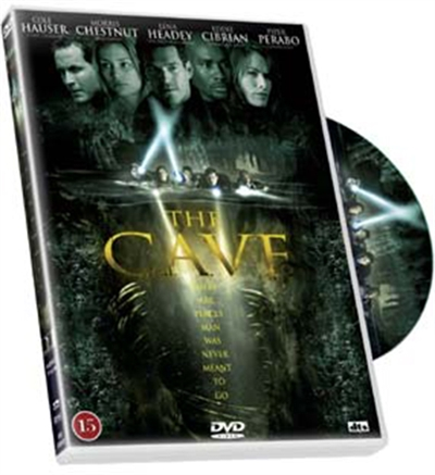 The Cave (2005) [DVD]