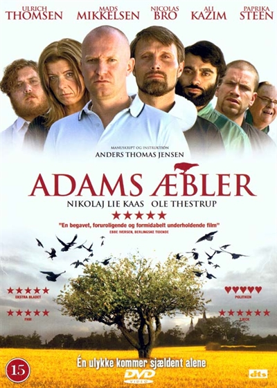 Adams æbler (2005) [DVD]