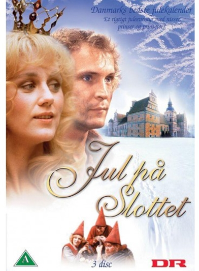 Jul på slottet (1986) [DVD]