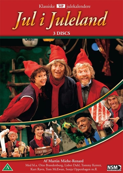Jul i juleland (1993) [DVD]