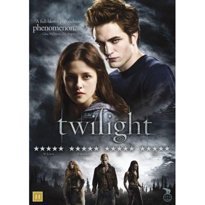 TWILIGHT - THE TWILIGHT SAGA [DVD]