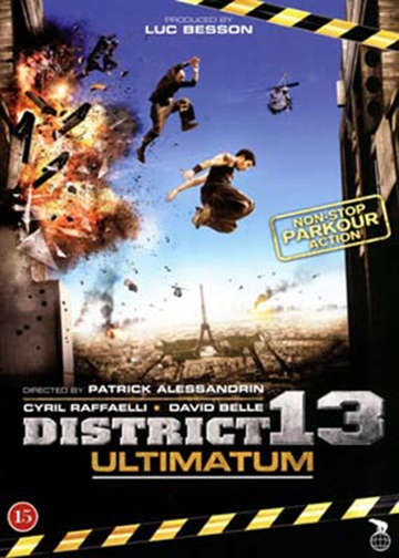 District 13: Ultimatum (2009) [DVD]