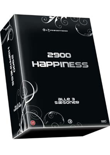 2900 Happiness - Komplet [DVD]