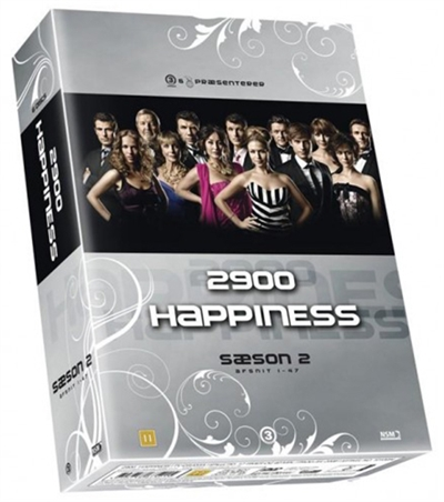 2900 Happiness - Sæson 2 [DVD]