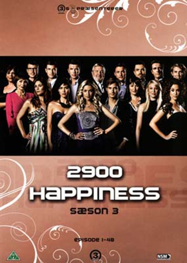 2900 Happiness - Sæson 3 [DVD]