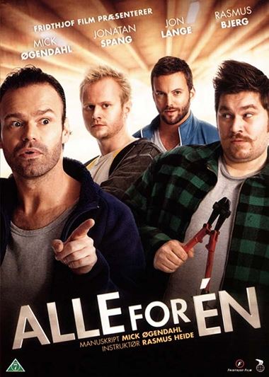 Alle for én (2011) [DVD]