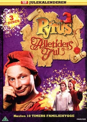 Alletiders jul (1994) (DVD)
