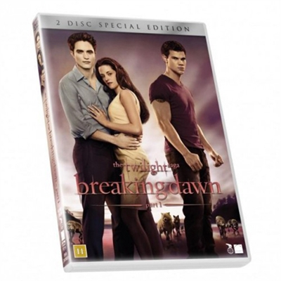 Breaking Dawn - del 1 (2011) [DVD]
