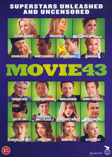 Movie 43 (2013) [DVD]