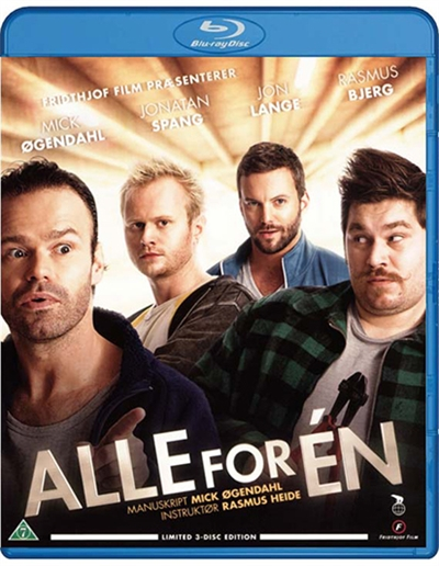 Alle for én (2011) [BLU-RAY]