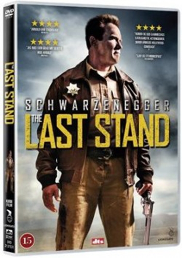 The Last Stand (2013) [DVD]