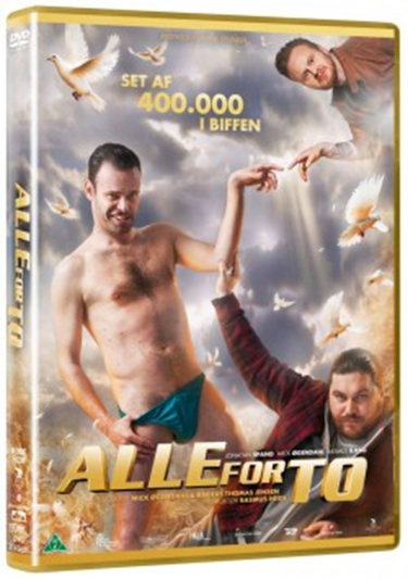 Alle for to (2013) [DVD]