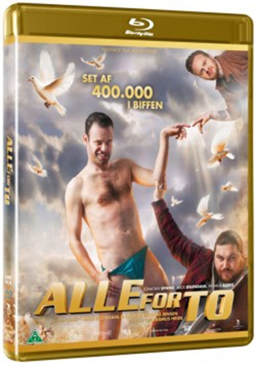 Alle for to (2013) [BLU-RAY]