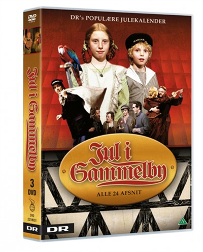 Jul i Gammelby (1979) [DVD]