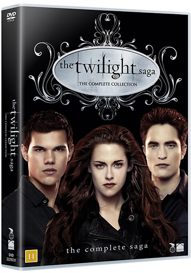 The Twilight Saga - Complete collection [DVD BOX]