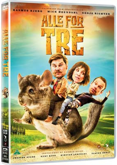 Alle for tre (2017) (DVD)