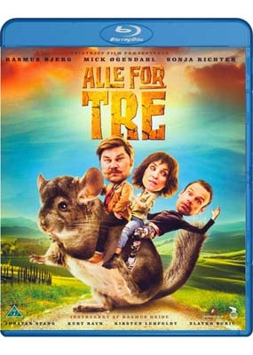 Alle for tre (2017) [BLU-RAY]