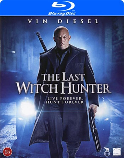 The Last Witch Hunter (2015) [BLU-RAY]