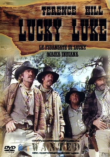 Lucky Luke - Ghost Train (1992) [DVD]
