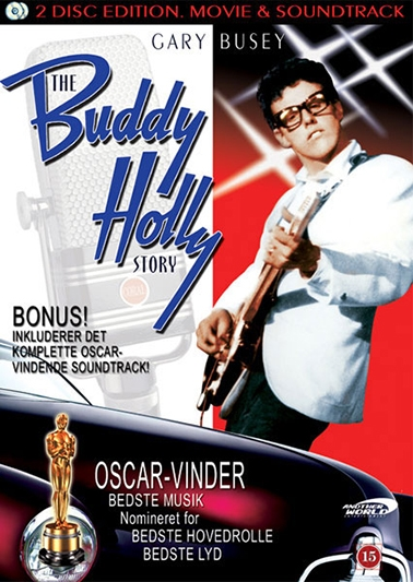 The Buddy Holly Story (1978) [DVD]