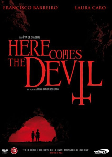 Here Comes the Devil (2012) [DVD]