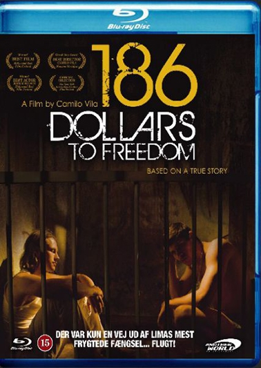 186 DOLLARS TO FREEDOM [BLU-RAY]