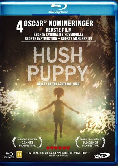 HUSHPUPPY [BLU-RAY]