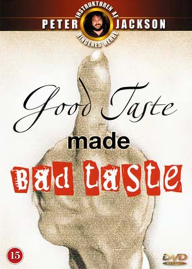 Good Taste Made Bad Taste (1988) (DVD)