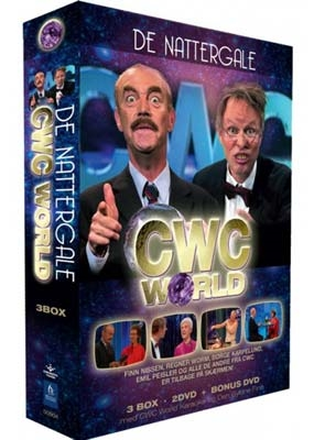 De Nattergale - CWC World (DVD)