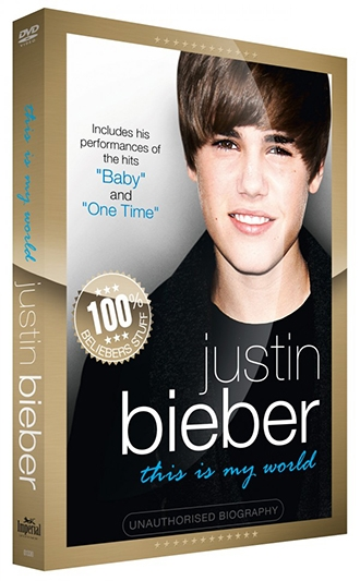 Justin Bieber: This Is My World (2011) [DVD]