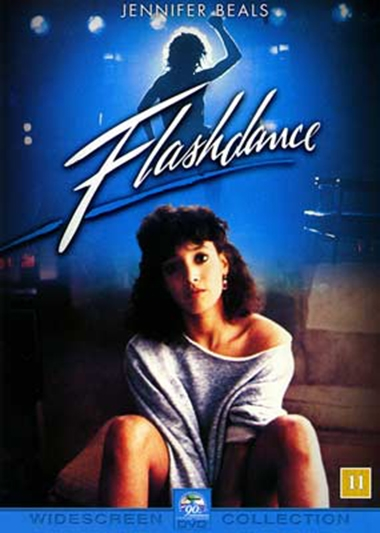 Flashdance (1983) [DVD]