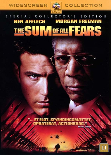 The Sum of All Fears (2002) [DVD]